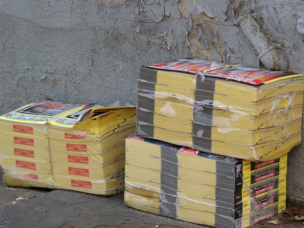 phonebooks