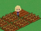Zynga's FarmVille with crops whithering.