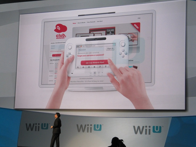 The Nintendo Wii U will compete for time from other devices in the living room with capabilities like Web browsing.