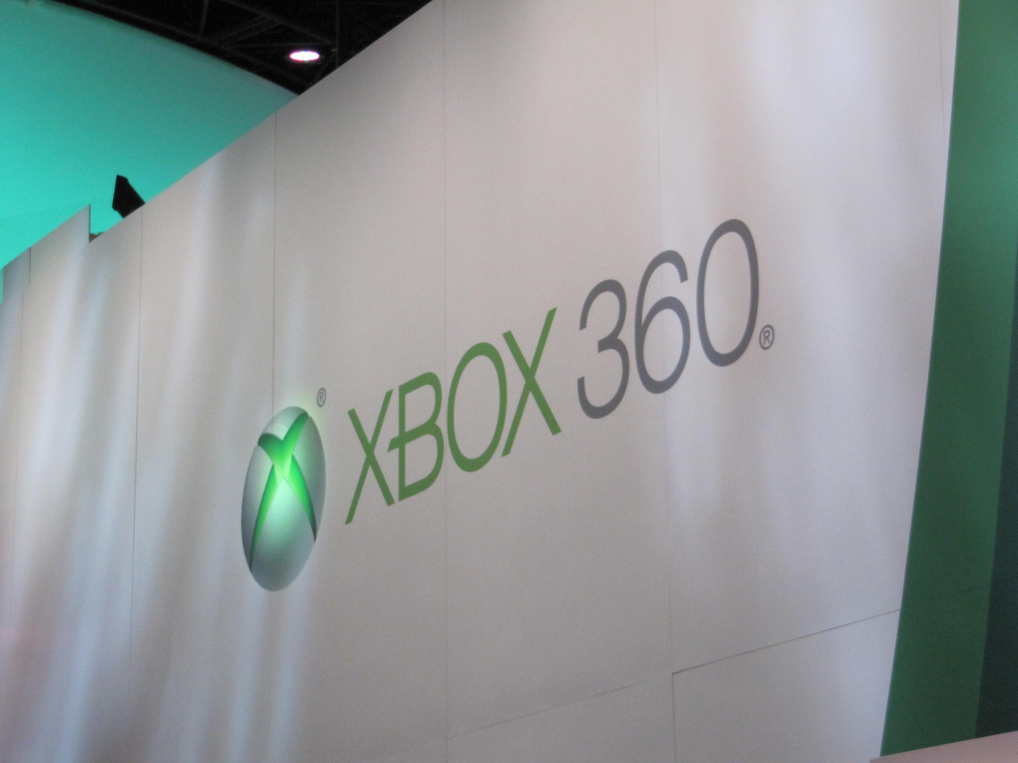 Xbox 360 at E3
