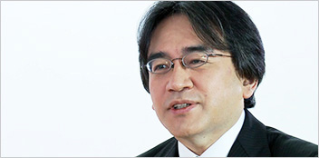 Nintendo_Satoru Iwata