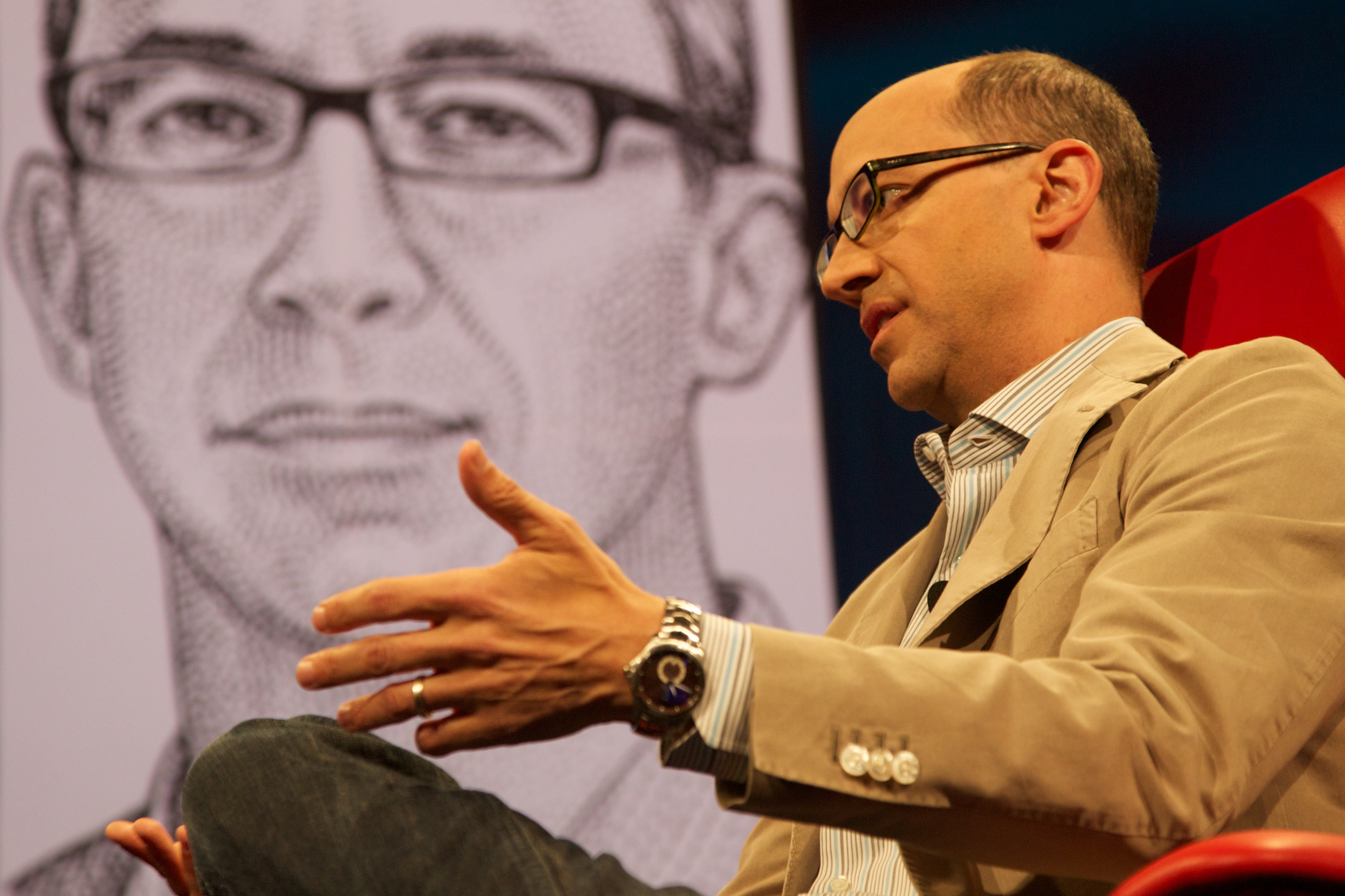 Dick Costolo of Twitter