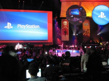 (Image from E3 video game expo in 2011.)