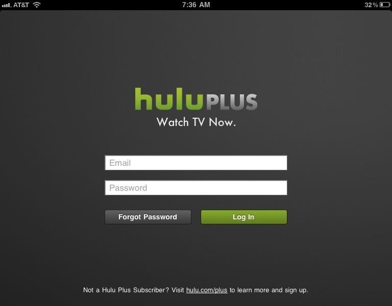 Hulu Adapts iPad App to New Apple Rules - Peter Kafka