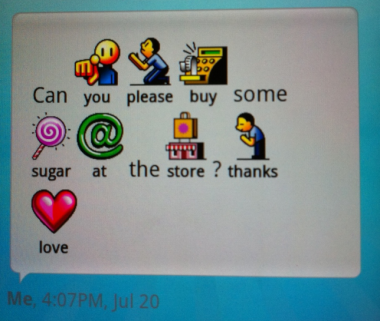 Text Icon Service Zlango Launches in U S  - Ina Fried - Mobile