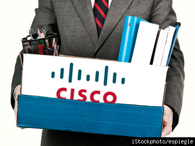 Cisco Plans to Cut 4,000 Jobs Starting This Quarter - Arik