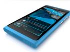Nokia N9 blue