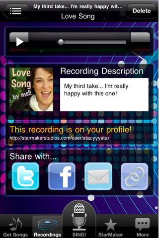 StarMaker Karaoke App Brings Auto-Tune to Everyone - Liz