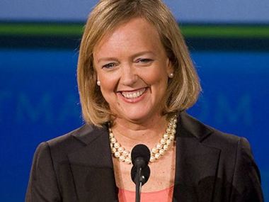HP CEO Whitman Just Got a Big Pay Raise