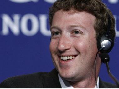 Zuckerberg music