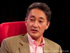 Kazuo Hirai at AsiaD