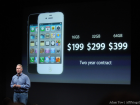 iPhone 4S models and pricing with Phil Schiller