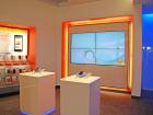 AT&T store interactive wall