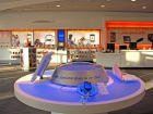 AT&T store interior