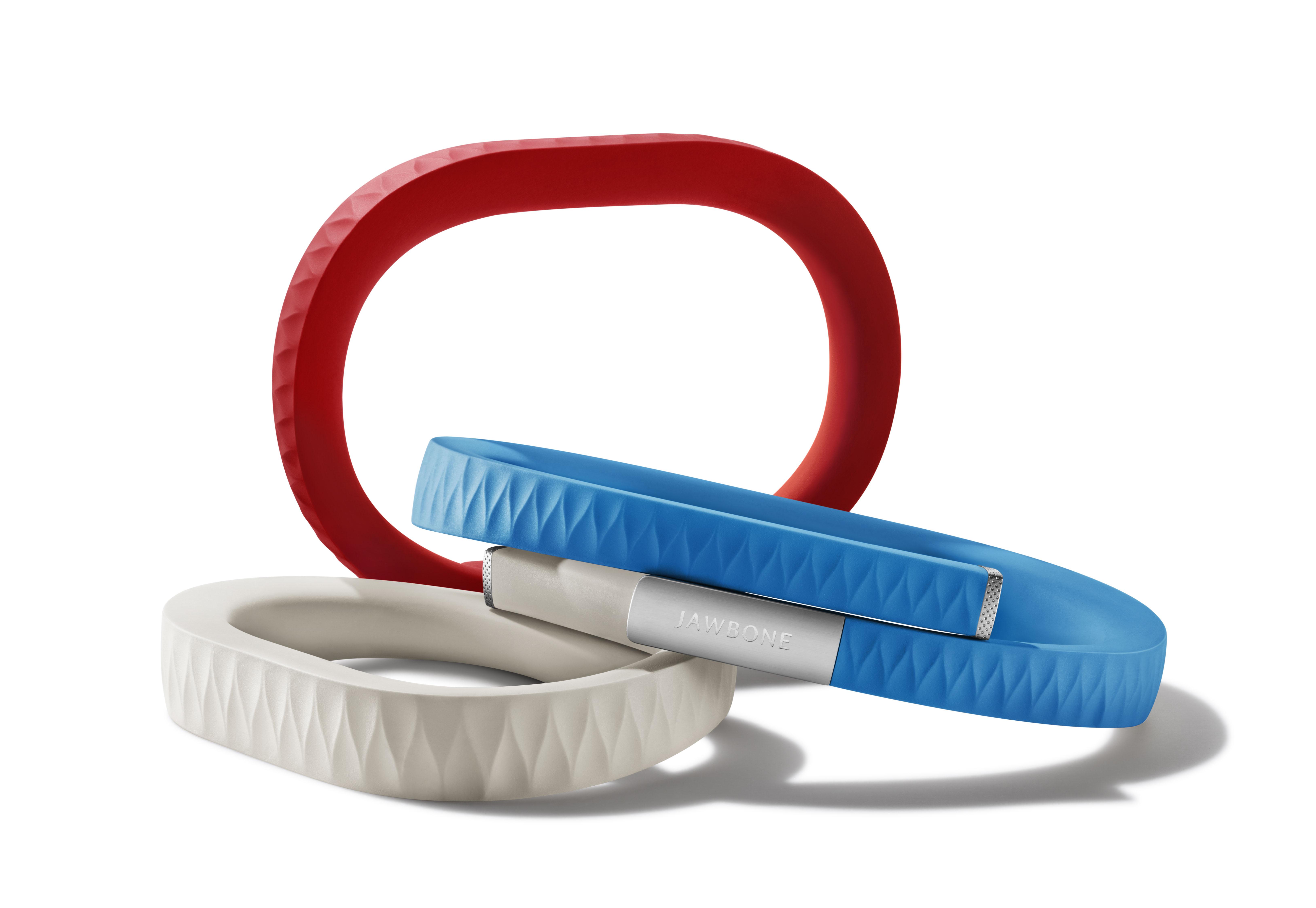 Jawbone UP Fitness Tracker (Large, Onyx) JBR52B-LG-US B&H ...   Jawbone