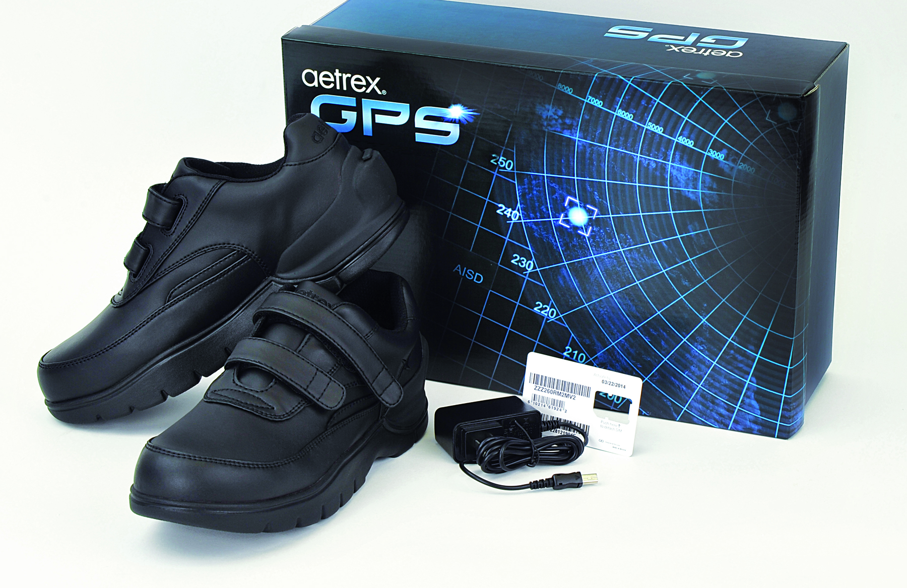 GPS Tracker Built-in Shoe