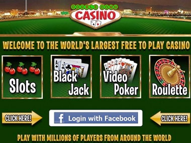 Video Poker Giant Bets $500 Million on Facebook Game Maker Double Down