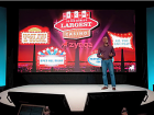 Lo Toney Announces Zynga Casino at Unleashed 2011