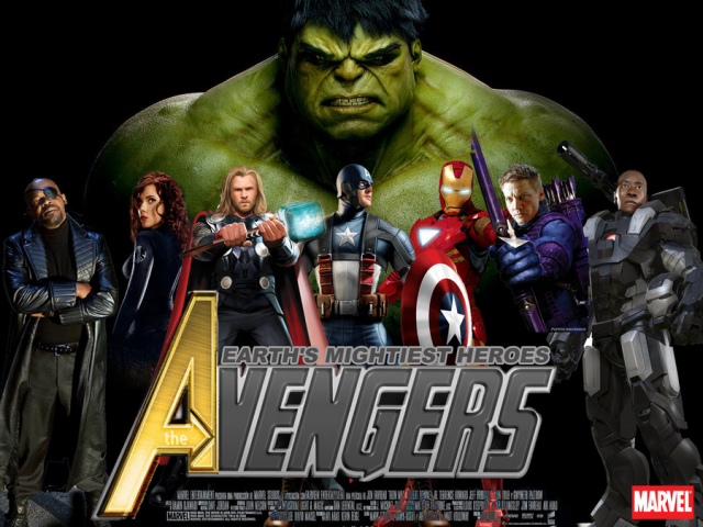 Hulk Avengers Movie Movie the avengers is