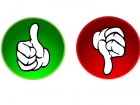 thumbs-up-and-down-buttons-vector