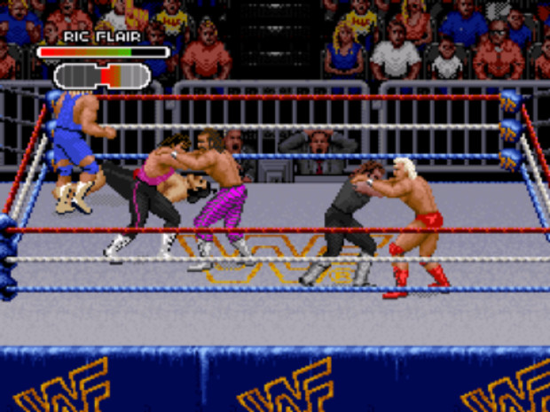 Wrestling Games Play Now