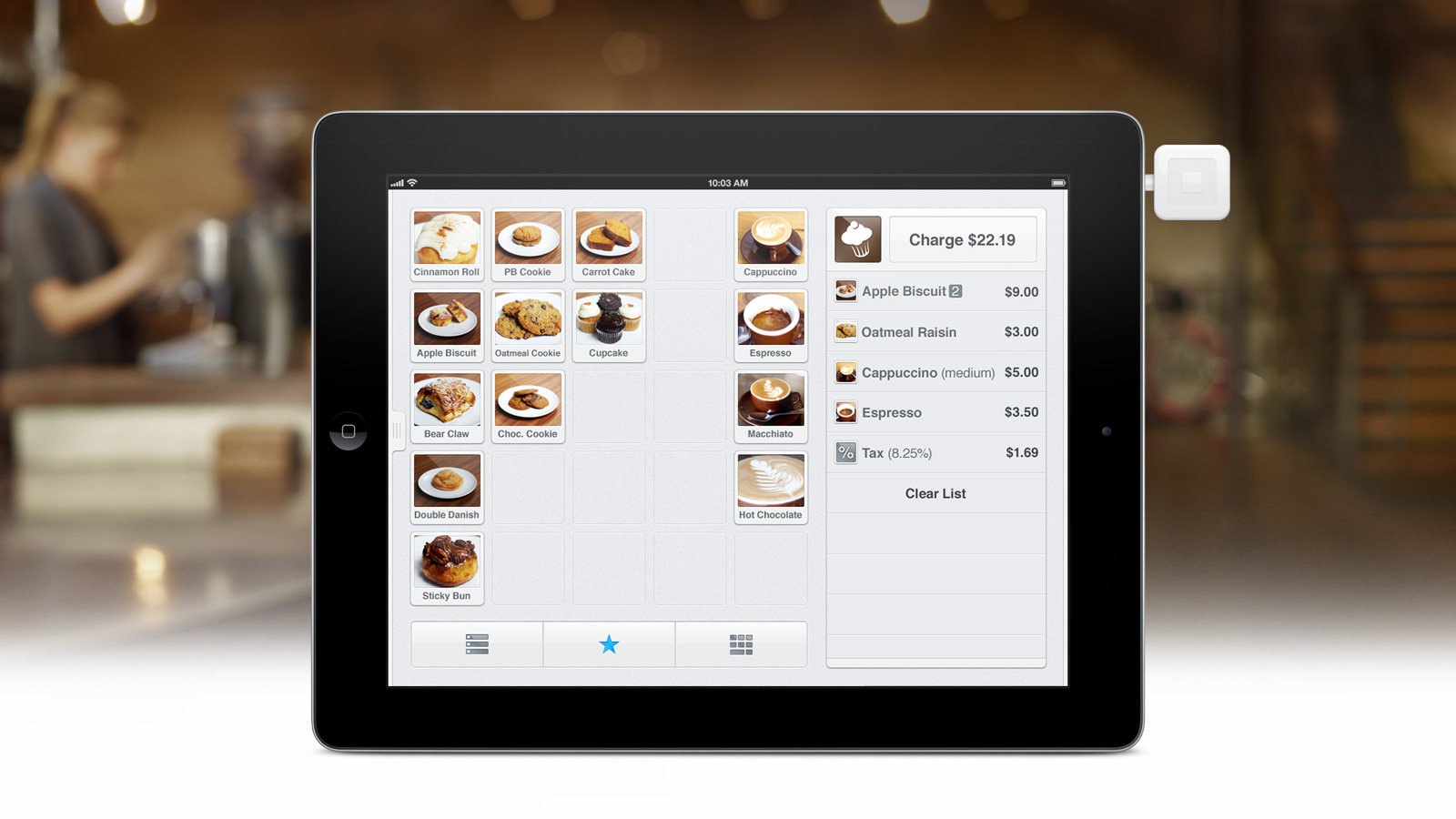 Square Launches New Ipad App Square Register Lauren