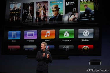 Apple Won't Introduce New Apple TV Box Next Week, Will Upgrade Software