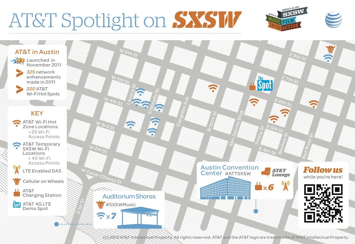 sxsw interactive map