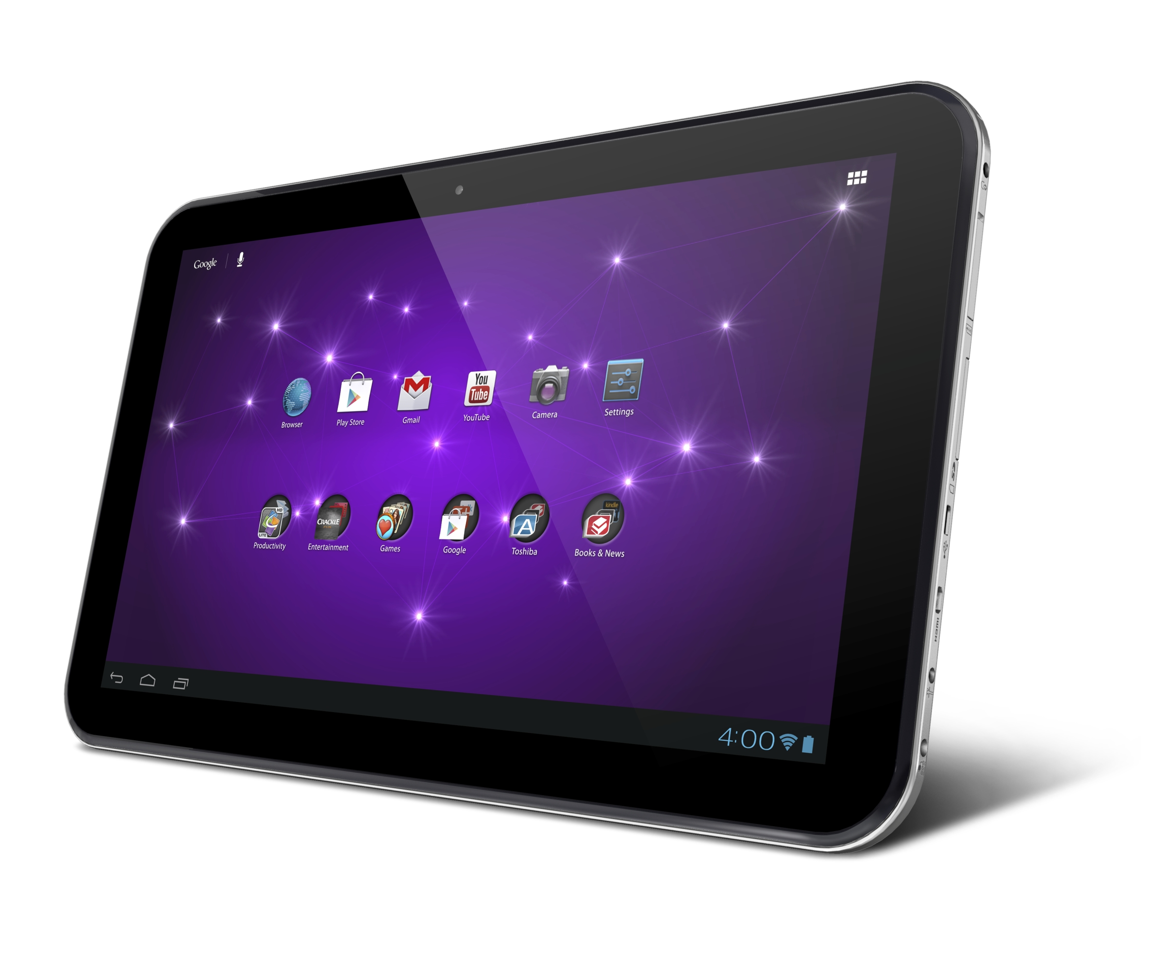 Bye-Bye, Thrive Tablets; Hello, Toshiba Excite
