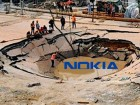 Nokia_sink_hole