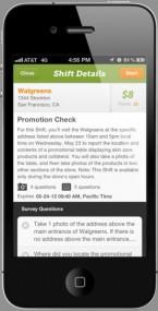 secret shopper app