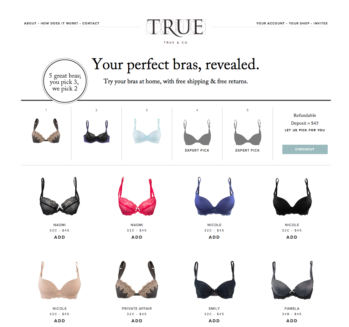 True&Co Aims to Be the Bonobos of the Bra World (Video ...