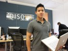 Disqus co-founder and CEO Daniel Ha