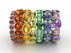 Gemvara - Stackable Rings 2