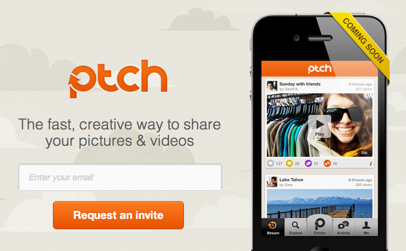 DreamWorks Incubates a Mobile Video Editing App Called Ptch - Liz