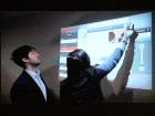 Ubi Interactive presents at the Microsoft Accelerator for Kinect