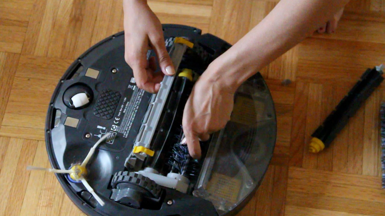 New Roomba Is Fully Loaded But Won T Do All Your Dirty