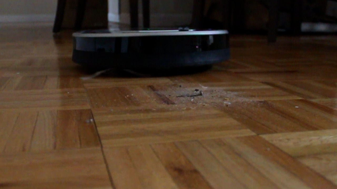 Each cleaning cycle varies, depending on what kind of floor you're running  the Roomba on and how dirty the space is. For example, the Roomba's first  session ... - New Roomba Is Fully Loaded, But Won't Do All Your Dirty Work