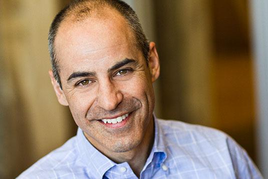 Joseph Ansanelli of Greylock Partners