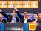 kayak_nasdaq celebration