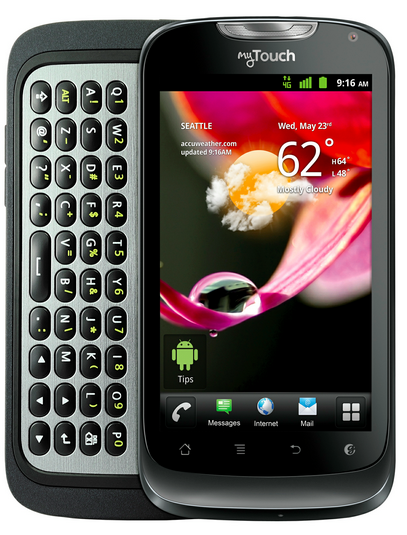 Huawei Powering T-Mobile's Latest Crop of myTouch Devices - Ina