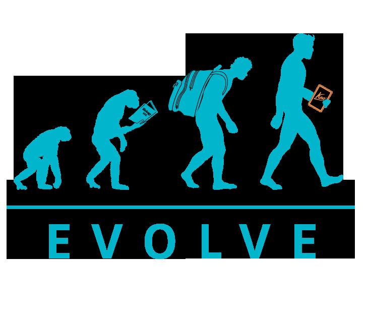 Kno Evolve Logo