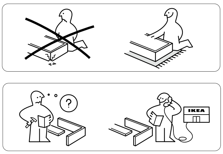 Latest front in the apple vs samsung battle jury for Ikea assembly instructions help