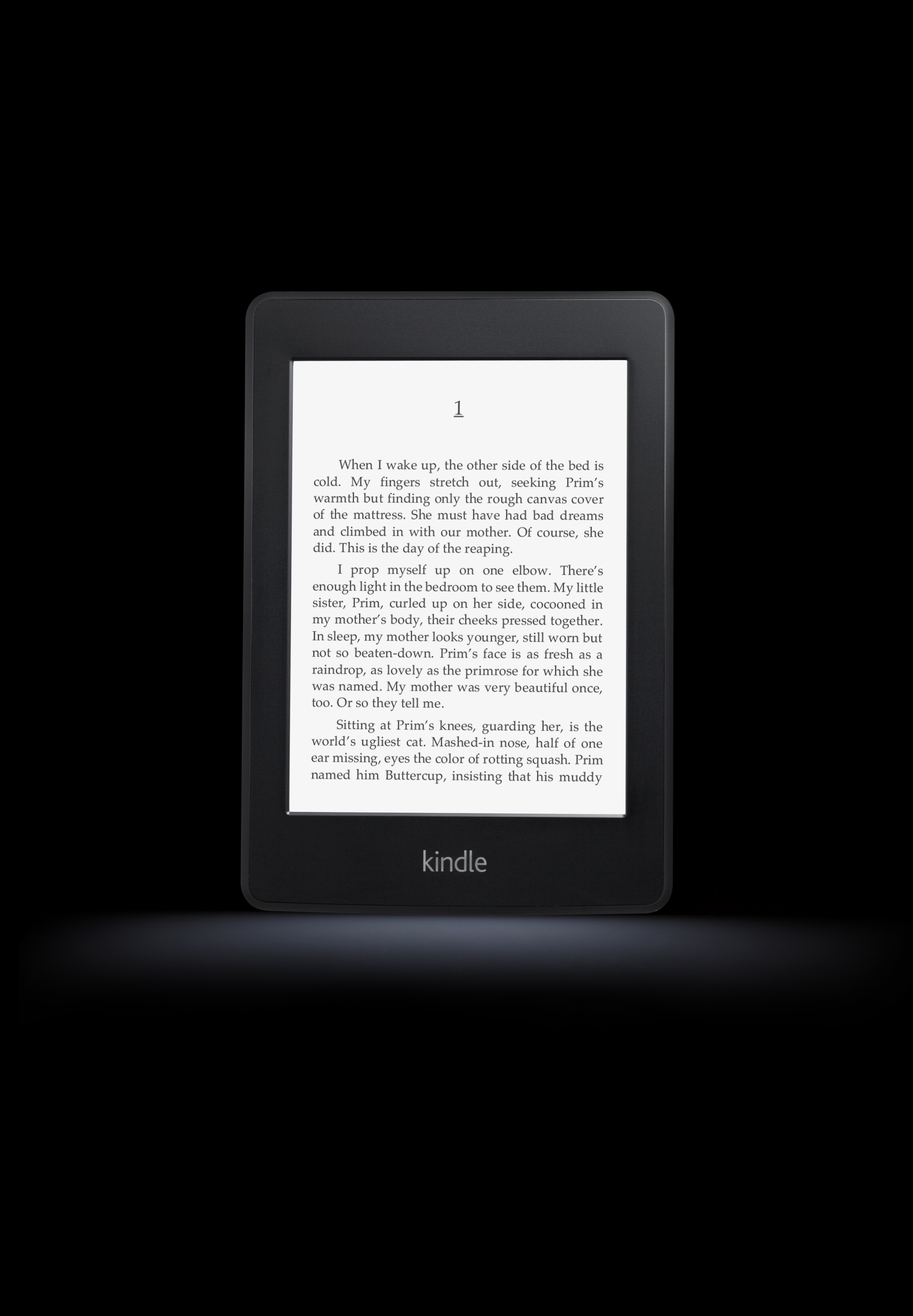 lighting up kindle The latest paperwhite is the only version of the kindle with a white-coloured light-up screen and this latest model will start shipping on october 9 at a cost of £109.
