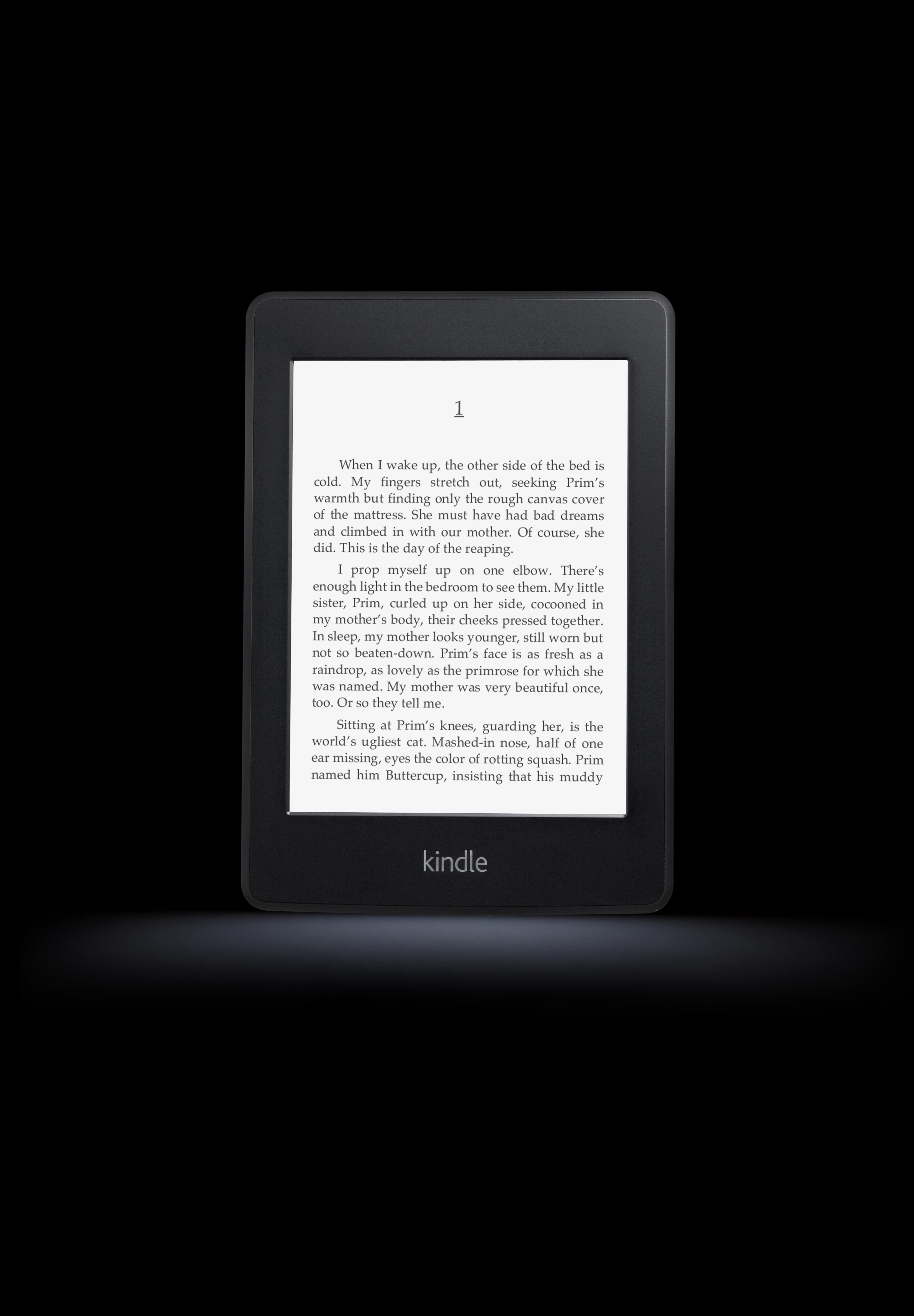 Kindle Vs Sony Reader: Amazon Announces Kindle Paperwhite