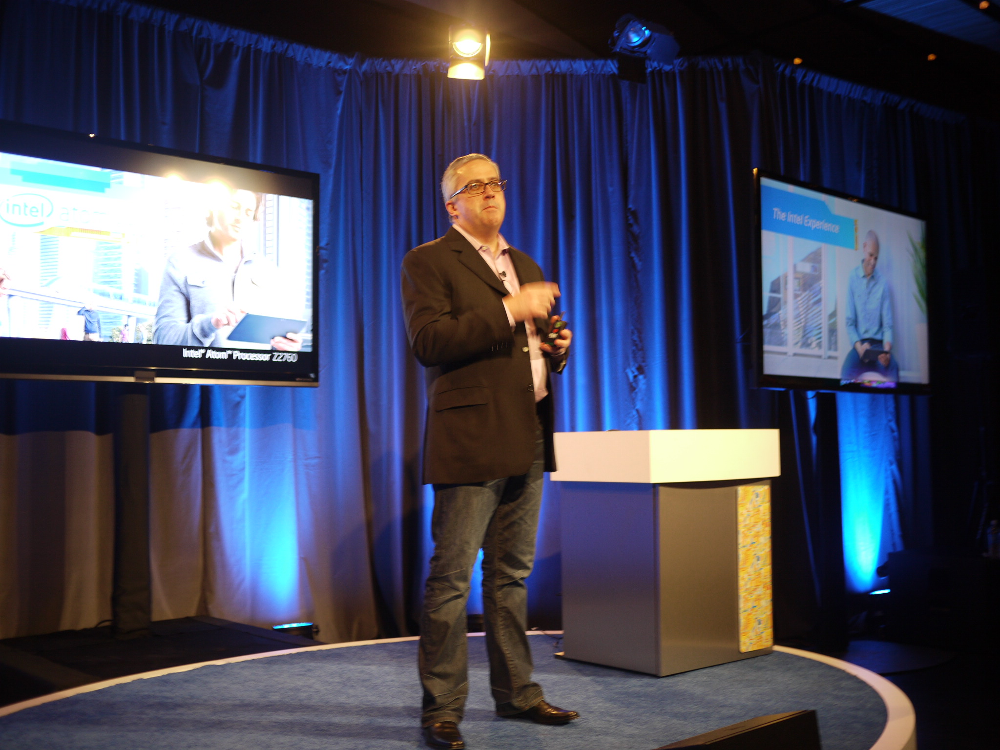 Intel Intel Touts Benefits of New Atom Processor - Bonnie