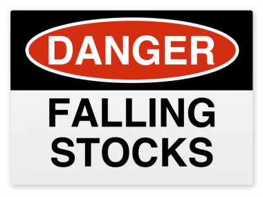 falling-stocks