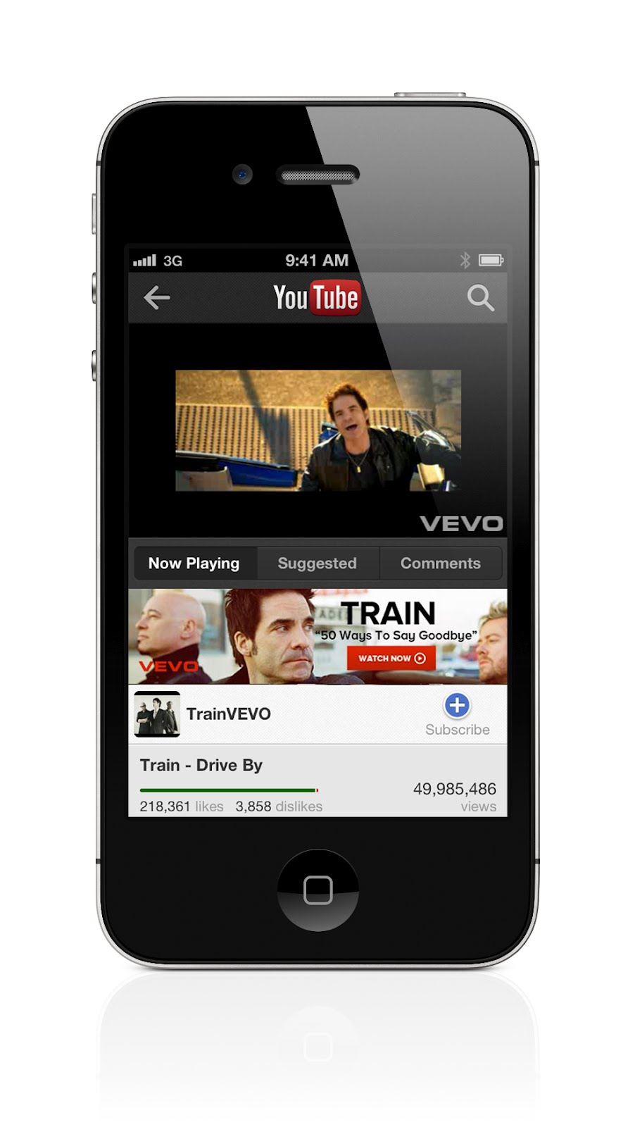 Youtube offers new app for iphone apple 39 s ios 6 peter for Picture apps for iphone