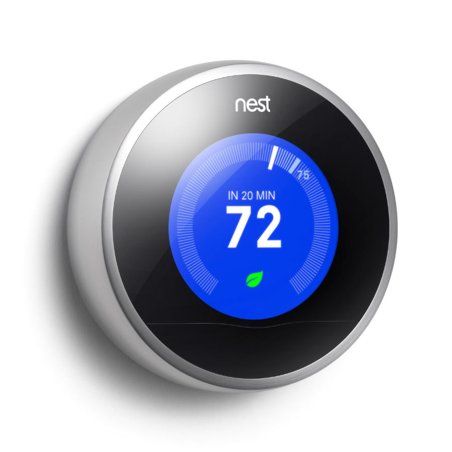 nest labs hatches new thermostat lauren goode product news allthingsd. Black Bedroom Furniture Sets. Home Design Ideas