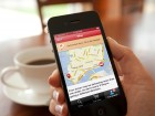 GrubHub Track Your Grub Diner full map
